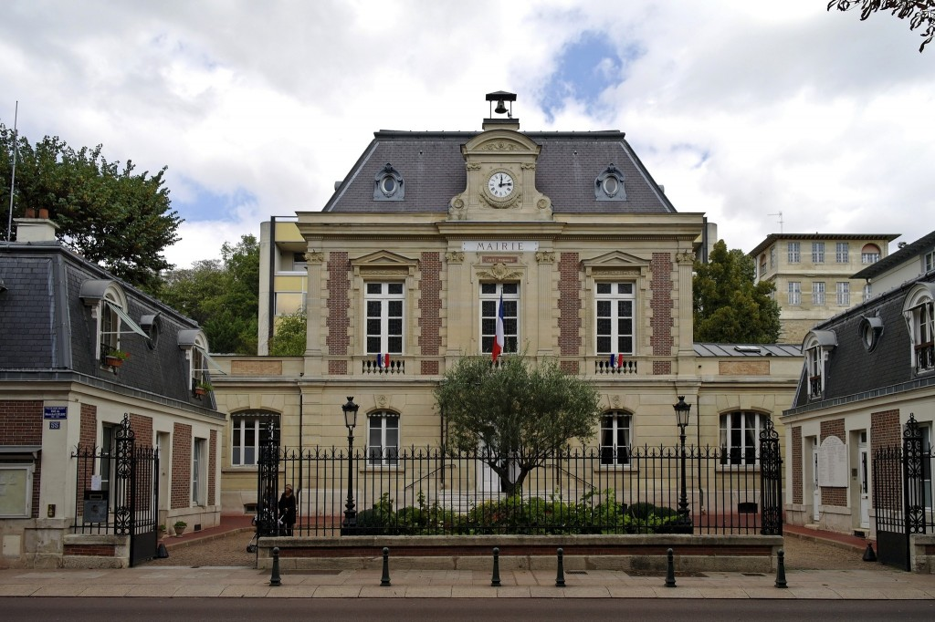 Mairie de Saint-Maurice